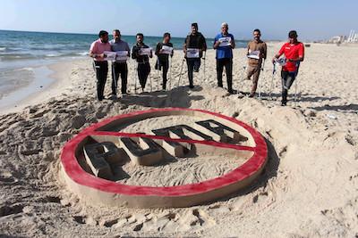 Puma måste sluta sponsra ockupationen av Palestina